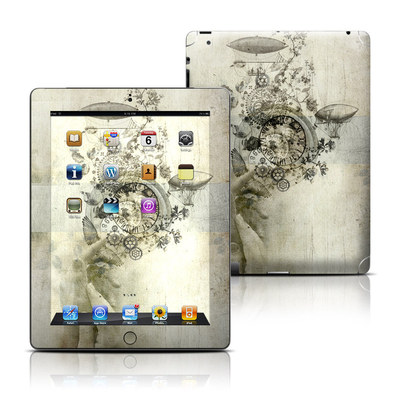 Apple iPad 3 Skin - Steamtime