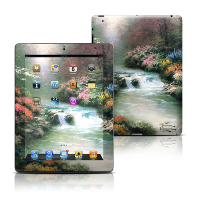 Apple iPad 3 Skin - Beside Still Waters