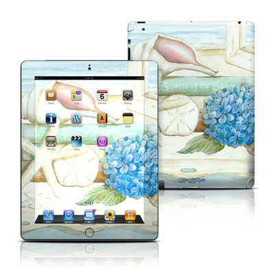 Apple iPad 3 Skin - Stories of the Sea