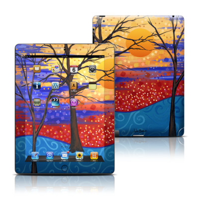 Apple iPad 3 Skin - Sunset Moon