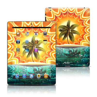 Apple iPad 3 Skin - Sundala Tropic