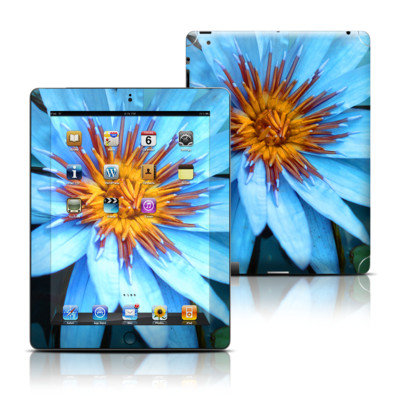 Apple iPad 3 Skin - Sweet Blue