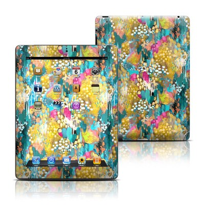 Apple iPad 3 Skin - Sweet Talia