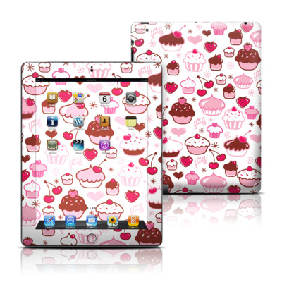 Apple iPad 3 Skin - Sweet Shoppe