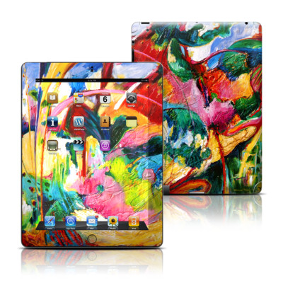 Apple iPad 3 Skin - Tahiti