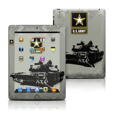 Apple iPad 3 Skin - Tank Tuff