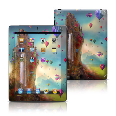 Apple iPad 3 Skin - The Festival