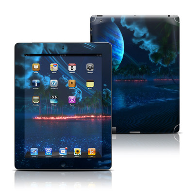 Apple iPad 3 Skin - Thetis Nightfall