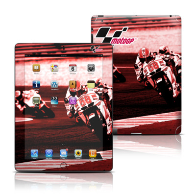 Apple iPad 3 Skin - Throttle