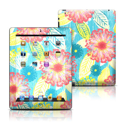 Apple iPad 3 Skin - Tickled Peach