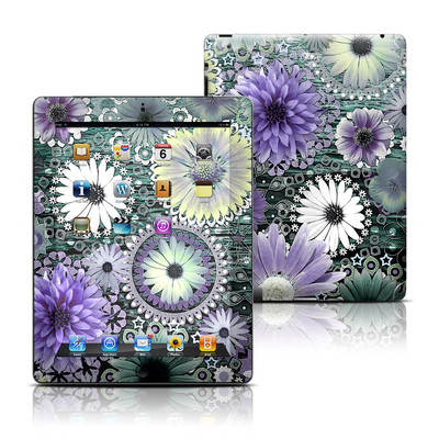 Apple iPad 3 Skin - Tidal Bloom