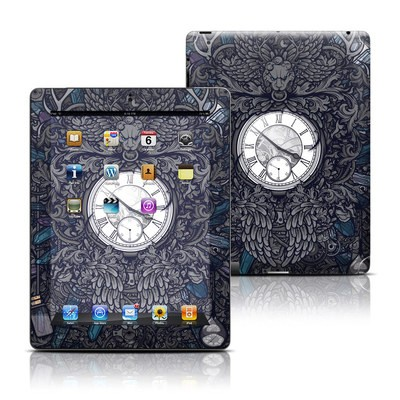 Apple iPad 3 Skin - Time Travel