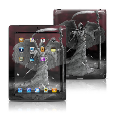 Apple iPad 3 Skin - Time is Up