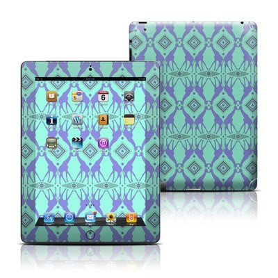 Apple iPad 3 Skin - Tower of Giraffes