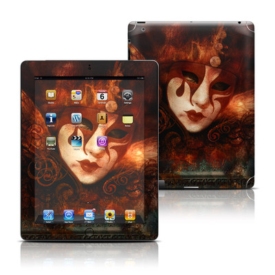 Apple iPad 3 Skin - To Rise Above