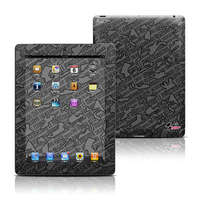 Apple iPad 3 Skin - Tracked