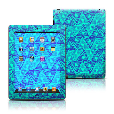 Apple iPad 3 Skin - Tribal Beat