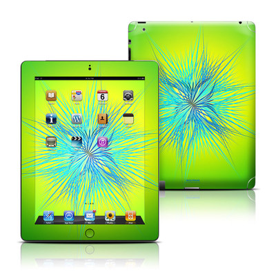Apple iPad 3 Skin - Tube Stellations