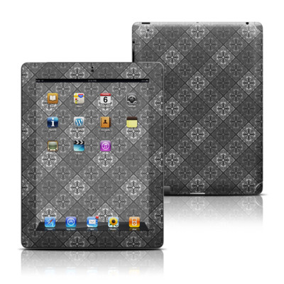 Apple iPad 3 Skin - Tungsten