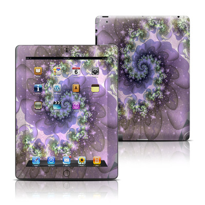 Apple iPad 3 Skin - Turbulent Dreams
