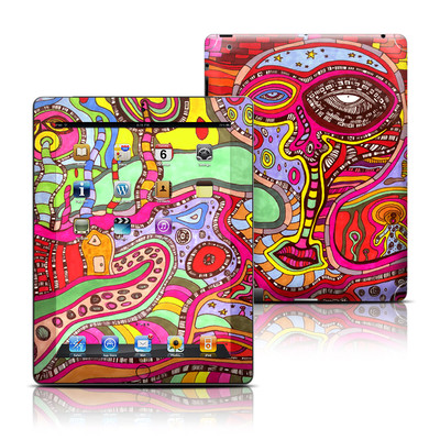 Apple iPad 3 Skin - The Wall