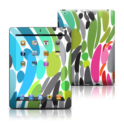 Apple iPad 3 Skin - Twist