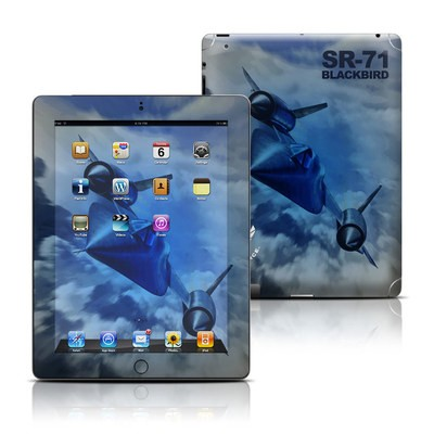 Apple iPad 3 Skin - Blackbird