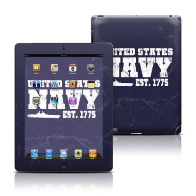 Apple iPad 3 Skin - USN 1775