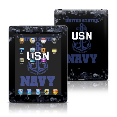 Apple iPad 3 Skin - USN