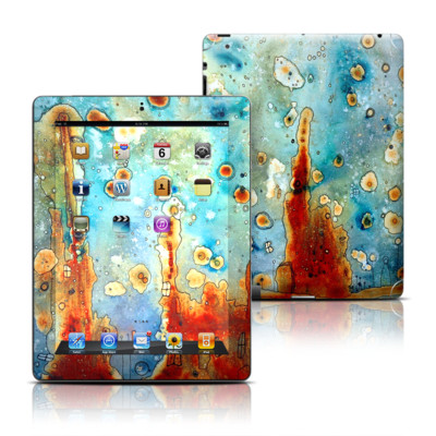 Apple iPad 3 Skin - Underworld