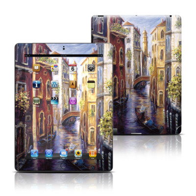 Apple iPad 3 Skin - Venezia