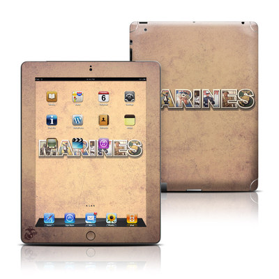 Apple iPad 3 Skin - Vintage Poster