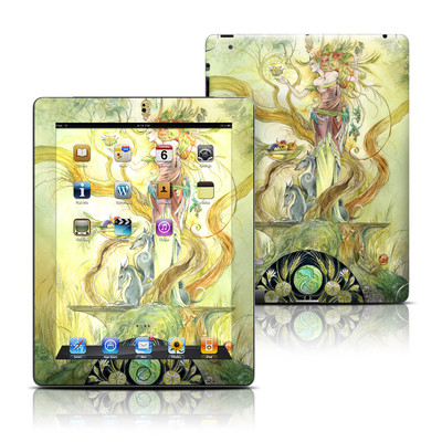 Apple iPad 3 Skin - Virgo