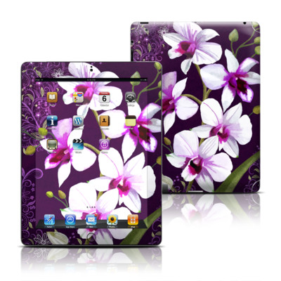 Apple iPad 3 Skin - Violet Worlds