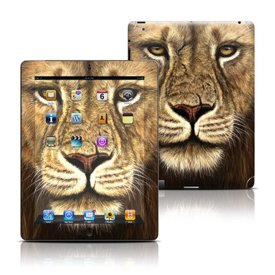Apple iPad 3 Skin - Warrior