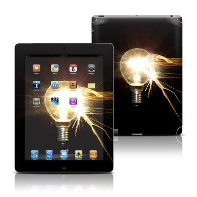 Apple iPad 3 Skin - Watts Wrong