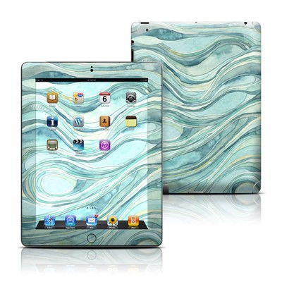 Apple iPad 3 Skin - Waves