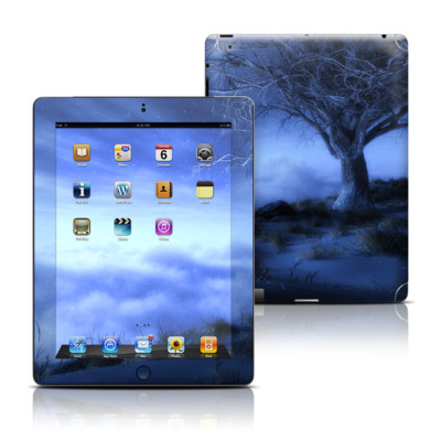 Apple iPad 3 Skin - World's Edge Winter