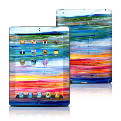 Apple iPad 3 Skin - Waterfall