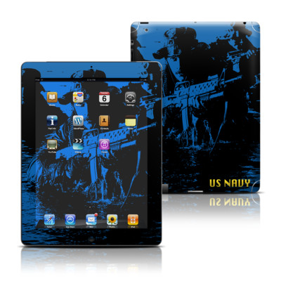 Apple iPad 3 Skin - Water Heist