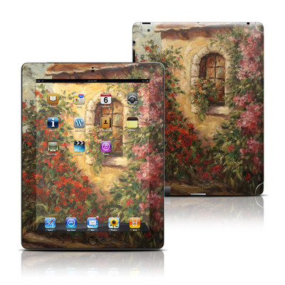 Apple iPad 3 Skin - The Window