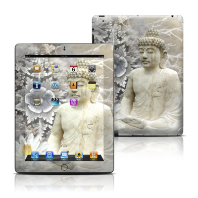 Apple iPad 3 Skin - Winter Peace