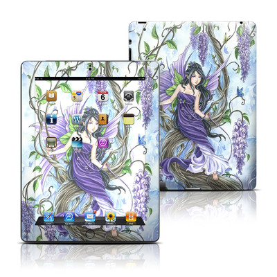 Apple iPad 3 Skin - Wisteria