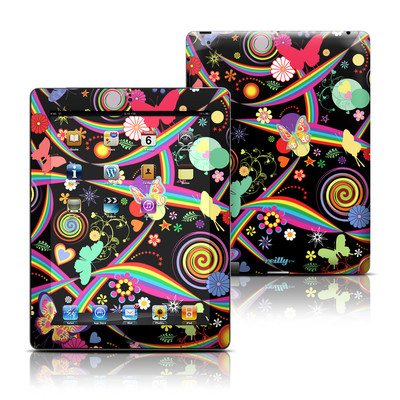 Apple iPad 3 Skin - Wonderland