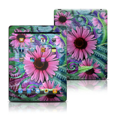 Apple iPad 3 Skin - Wonder Blossom