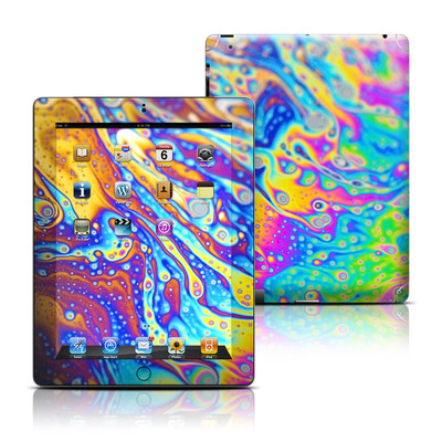 Apple iPad 3 Skin - World of Soap