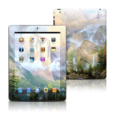 Apple iPad 3 Skin - Yosemite Valley