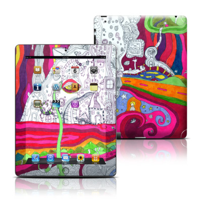 Apple iPad 3 Skin - In Your Dreams