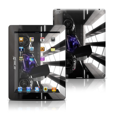 Apple iPad 3 Skin - Z33 Dark