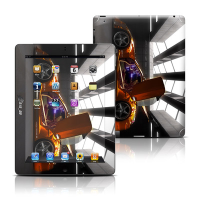 Apple iPad 3 Skin - Z33 Light